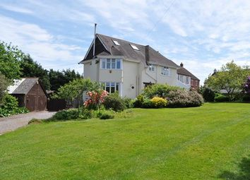 Thumbnail 6 bed detached house for sale in Willand Road, Cullompton
