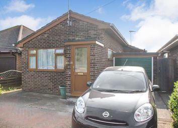 Thumbnail 1 bed bungalow for sale in Craven Avenue, Canvey Island