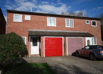 Thumbnail 3 bedroom semi-detached house for sale in Walton Way, Newbury
