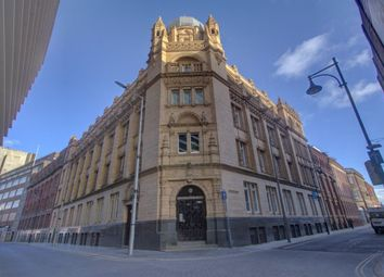 Thumbnail 2 bedroom flat to rent in Alexandra House, Rutland Street, Leicester