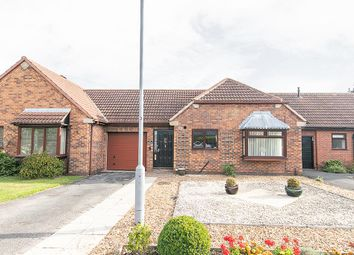 Thumbnail 2 bed terraced bungalow for sale in Pendennis Close, Gedling, Nottingham