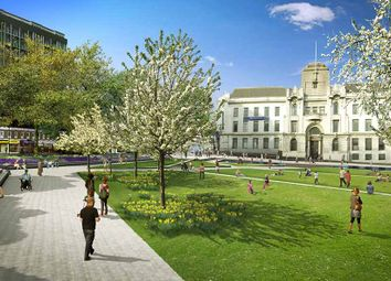 Thumbnail 2 bed flat for sale in Woolwich, London