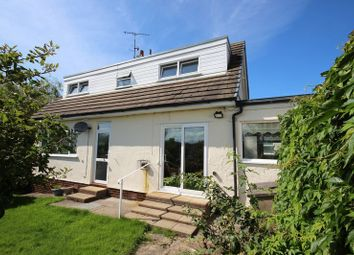 Thumbnail 3 bed detached bungalow for sale in Erw Fawr, Henryd, Conwy