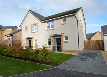 Thumbnail 3 bed semi-detached house for sale in Black Grouse Grove, Hamilton