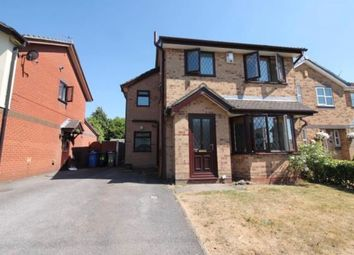 Thumbnail 4 bed detached house for sale in Town Gate Drive, Urmston, Manchester