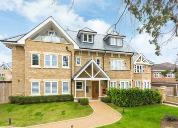 Thumbnail 3 bed flat for sale in Amaris Lodge, 10 Old Park Road, Enfield, Middlesex