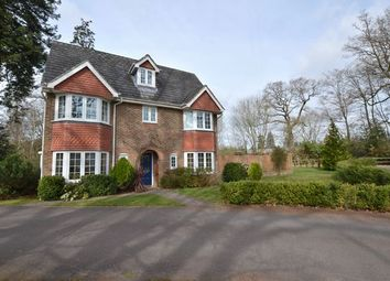 Thumbnail 5 bed detached house for sale in Kintbury Close, Fleet