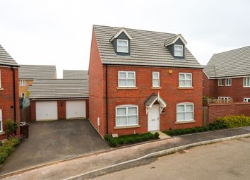 Thumbnail 5 bed detached house for sale in Druids Way, Moulton, Northampton