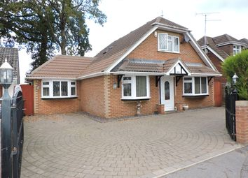 Thumbnail 4 bed detached bungalow for sale in High Howe Lane, Bournemouth