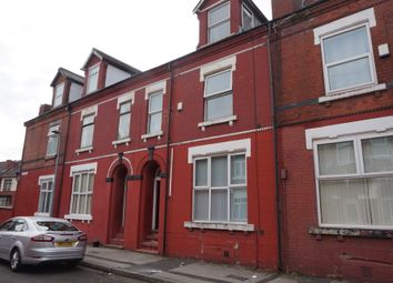 Thumbnail 1 bed terraced house to rent in Cliff Avenue, Salford