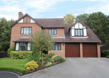 Thumbnail 5 bed detached house for sale in The Spinney, Harlow Wood, Mansfield