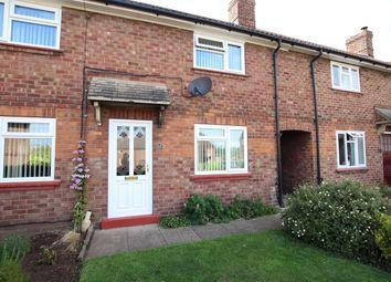 Thumbnail 4 bed terraced house for sale in Manor Drive, Brafferton, York