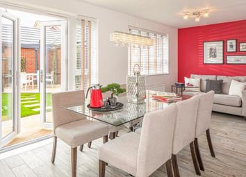 """Thumbnail 4 bed detached house for sale in """"Radleigh"""" at Kimlers Way, St. Martin, Looe"""