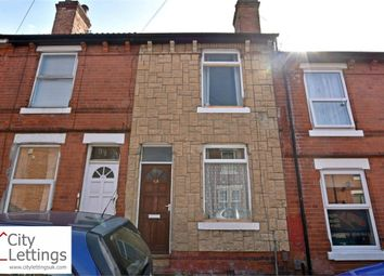 Thumbnail 2 bedroom terraced house to rent in Ekowe Street, Nottingham