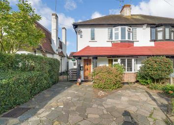 Thumbnail 3 bed semi-detached house for sale in St. Davids Drive, Leigh-On-Sea