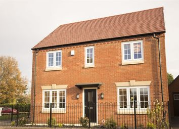 "Thumbnail 4 bedroom detached house for sale in ""The Chedworth"" at Upton Drive, Off Princess Way, Burton Upon Trent"