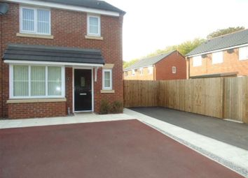 Thumbnail 3 bed property to rent in Doulton Close, Warrington