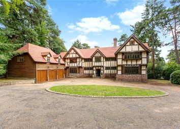 Thumbnail 6 bed detached house to rent in Callow Hill, Virginia Water, Surrey
