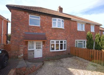 Thumbnail 3 bedroom semi-detached house for sale in Windsor Place, Holystone, Newcastle Upon Tyne