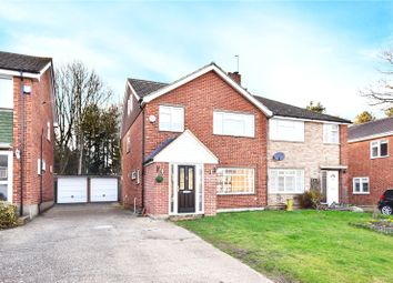 Thumbnail 4 bed semi-detached house for sale in Eden Road, Bexley, Joydens Wood, Kent