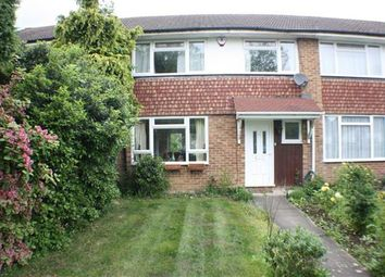 Thumbnail 3 bed terraced house for sale in Fontwell Close, Harrow Weald, Harrow