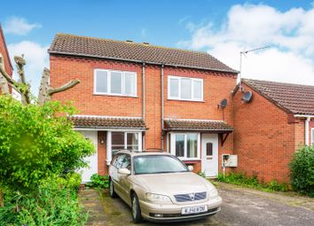 Thumbnail 2 bed semi-detached house for sale in Woodside Court, Sleaford