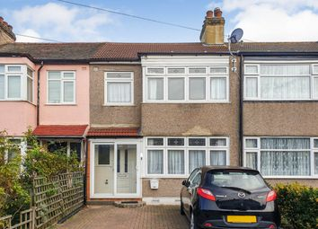 Thumbnail 3 bed terraced house to rent in Ramsden Drive, Collier Row