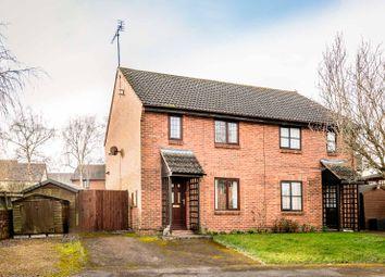 Thumbnail 3 bedroom semi-detached house for sale in Allsopp Close, Newnham