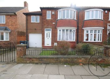 Thumbnail 4 bed end terrace house to rent in Lanethorpe Road, Darlington