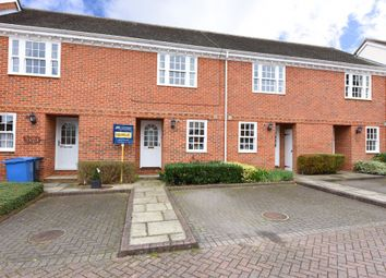 Thumbnail 2 bed terraced house for sale in Calcott Park, Yateley