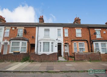 Thumbnail 3 bedroom terraced house to rent in Trinity Road, Bedford