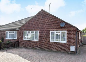 Thumbnail 2 bed bungalow for sale in Knaphill, Woking
