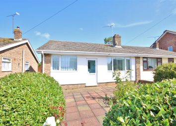 2 bed semi-detached bungalow for sale in Bemerton Gardens, Kirby Cross, Frinton-On-Sea CO13