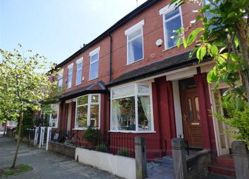 Thumbnail 2 bed terraced house for sale in Cartwright Road, Manchester