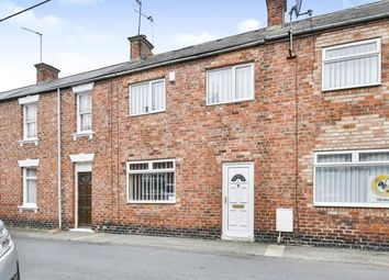 Thumbnail 2 bed terraced house for sale in Wilfred Street, Chester Le Street, Durham, Co Durham