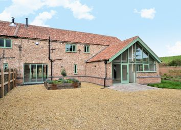 Thumbnail 4 bed barn conversion for sale in Stow Road, Wiggenhall St. Mary, King's Lynn