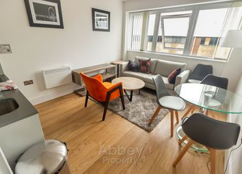 Thumbnail 2 bed flat to rent in Laporte Way, Luton