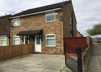 Thumbnail 2 bed semi-detached house to rent in East Damwood Road, Liverpool