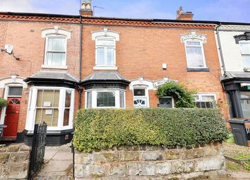 Thumbnail 3 bed terraced house for sale in School Road, Moseley, Birmingham
