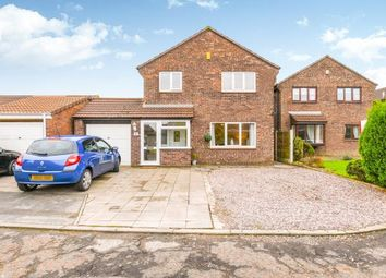 Thumbnail 5 bed detached house for sale in Welsby Close, Fearnhead, Warrington, Cheshire