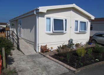 Thumbnail 2 bed mobile/park home for sale in Primrose Hill Park, Charlton Mackrell, Somerton, Somerset