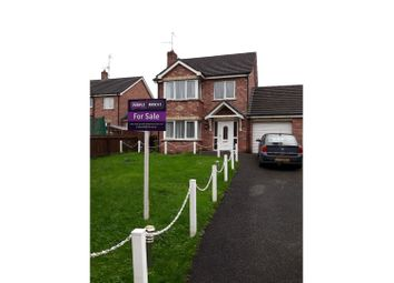 Thumbnail 3 bed detached house for sale in Birchwood Grange, Portadown