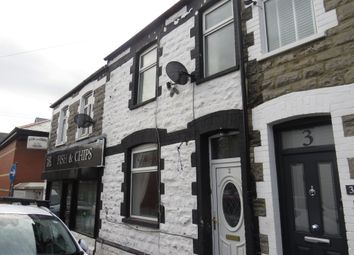 Thumbnail 2 bed end terrace house for sale in Richard Street, Barry