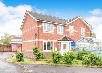 Thumbnail 3 bed semi-detached house to rent in Heron Gardens, Portishead, Bristol
