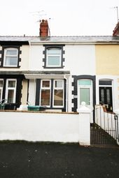Thumbnail 3 bed terraced house to rent in Wellington Road, Old Colwyn, Colwyn Bay
