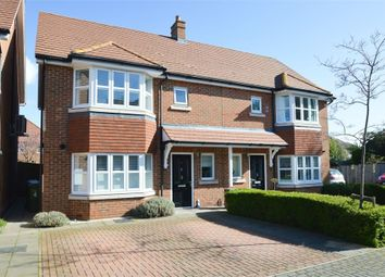 3 bed semi-detached house for sale in Kings Gardens, Walton-On-Thames, Surrey KT12