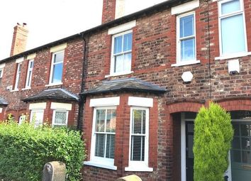 Thumbnail 3 bed terraced house to rent in Ashton Avenue, Altrincham