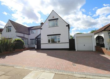 Thumbnail 3 bed semi-detached house for sale in Woodcock Dell Avenue, Harrow