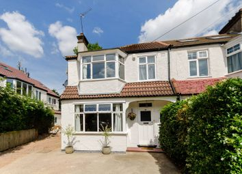 Thumbnail 3 bed end terrace house for sale in Firstway, Raynes Park