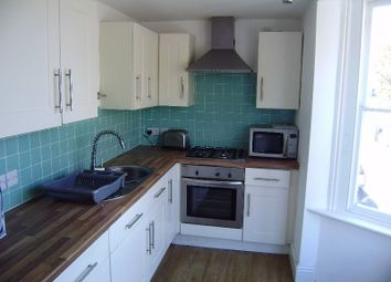 Thumbnail 2 bedroom flat to rent in Wesley Street, Weymouth